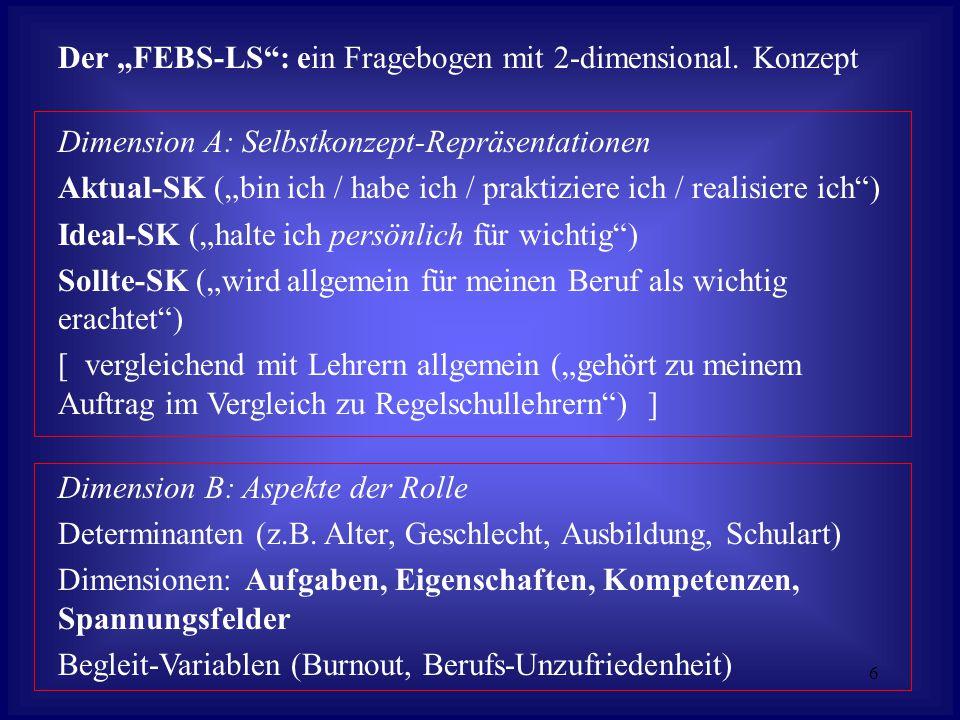 """6 Der """"FEBS-LS : ein Fragebogen mit 2-dimensional."""