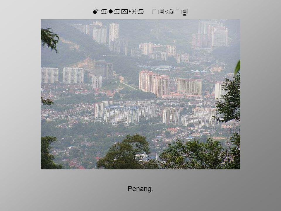 Malaysia 03/04 Penang.