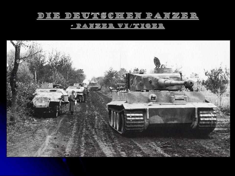 Die Deutschen Panzer - Panzer VI/Tiger
