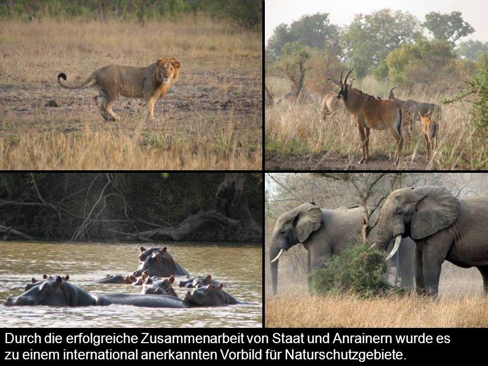 Durch die erfolgreiche Zusammenarbeit von Staat und Anrainern wurde es zu einem international anerkannten Vorbild für Naturschutzgebiete.