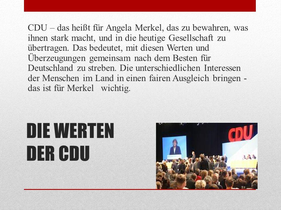 KANZLERIN 2005 2005 wurde Angela Merkel zum ersten Mal Bundeskanzlerin der Bundesrepublik Deutschland gewählt.
