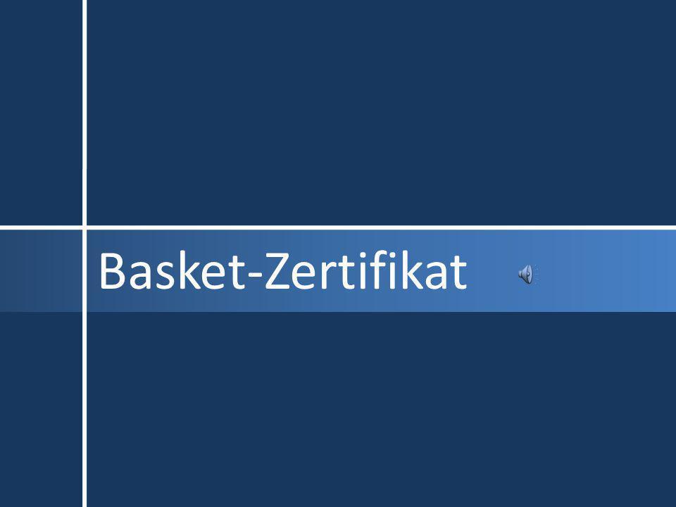 Basket-Zertifikat