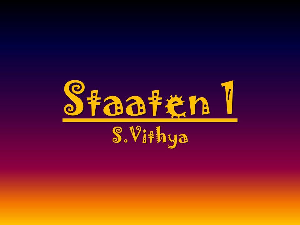 Staaten 1 S.Vithya