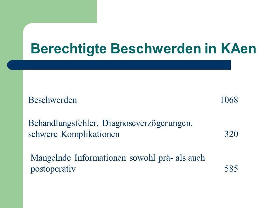 Entschädigungen 2003-2005 im Vergleich Quelle: WPA Bericht 2005