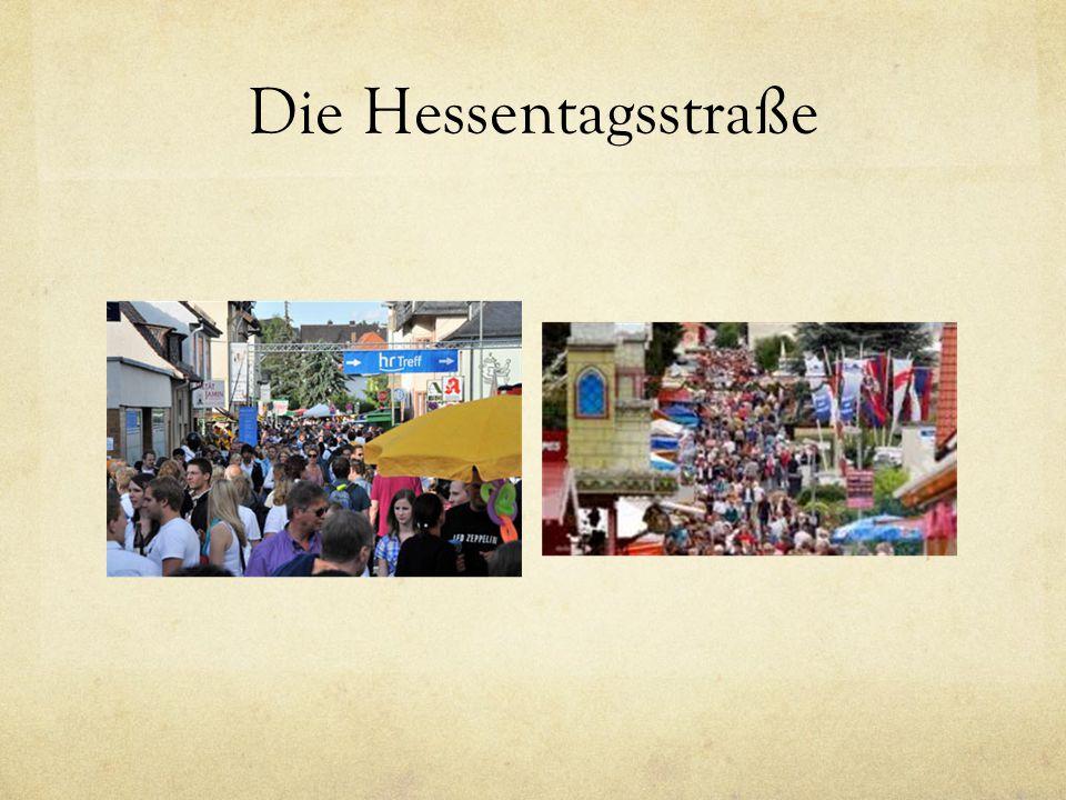 Die Hessentagsstraße