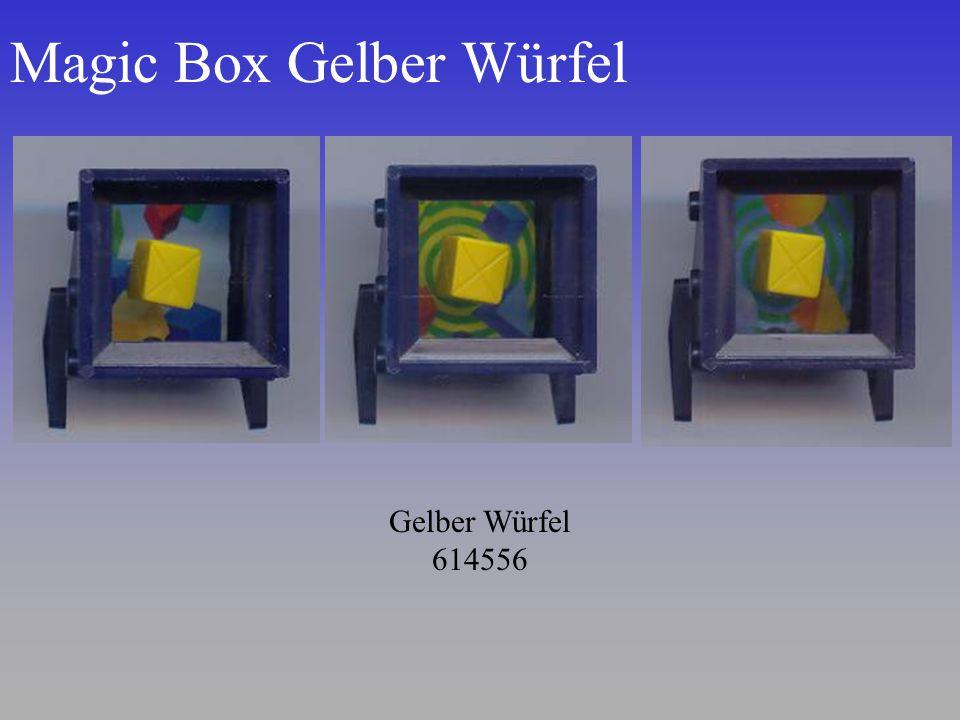 Magic Box Gelber Würfel Gelber Würfel 614556