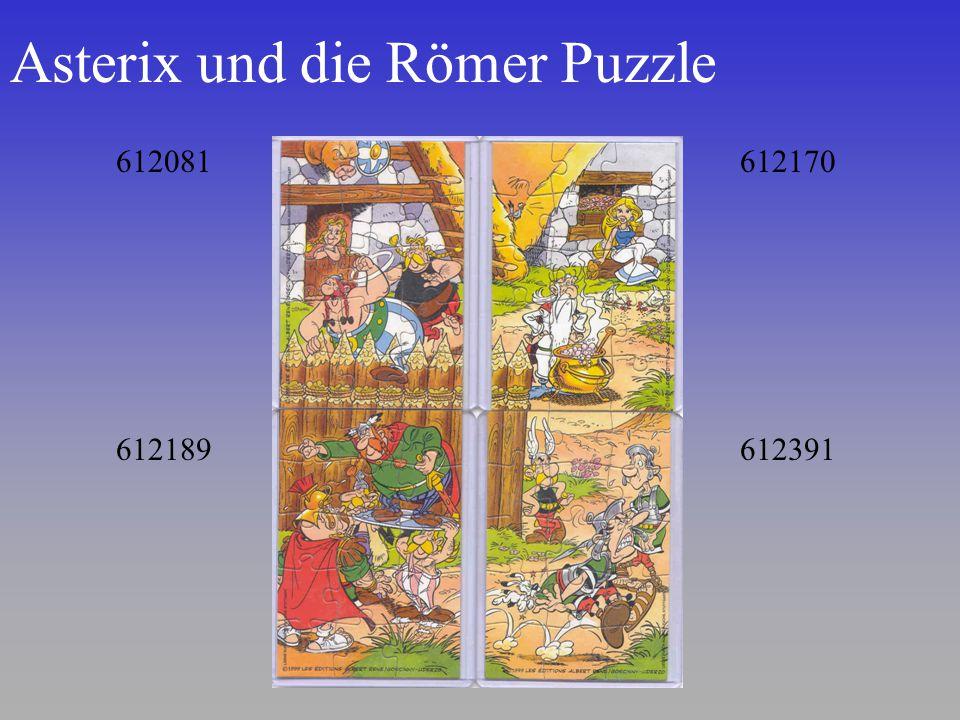 Asterix und die Römer Puzzle 612081 612189 612170 612391