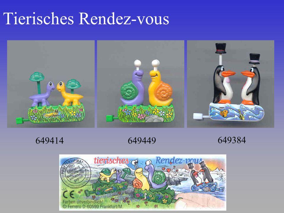 Tierisches Rendez-vous 649414649449 649384