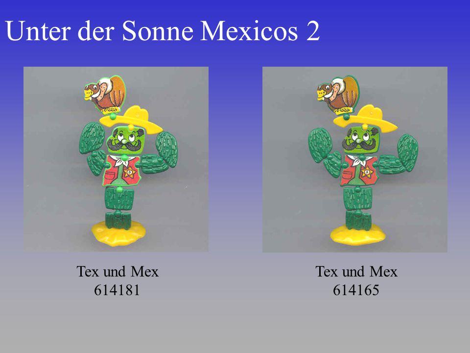 Unter der Sonne Mexicos 2 Tex und Mex 614181 Tex und Mex 614165