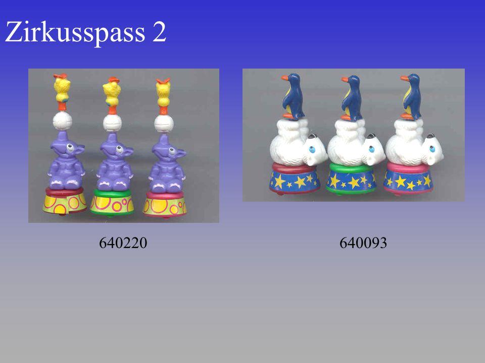 Zirkusspass 2 640220640093