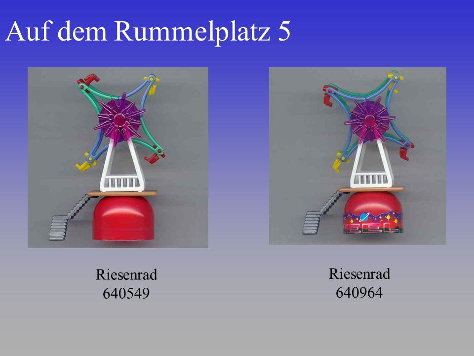 Auf dem Rummelplatz 5 Riesenrad 640549 Riesenrad 640964