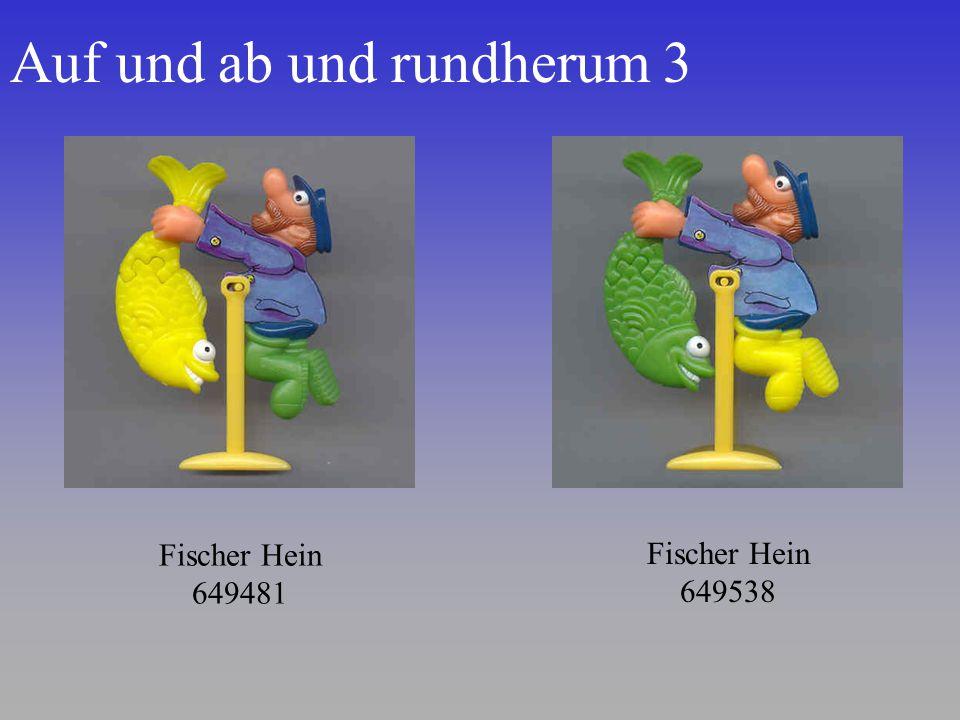 Auf und ab und rundherum 3 Fischer Hein 649481 Fischer Hein 649538