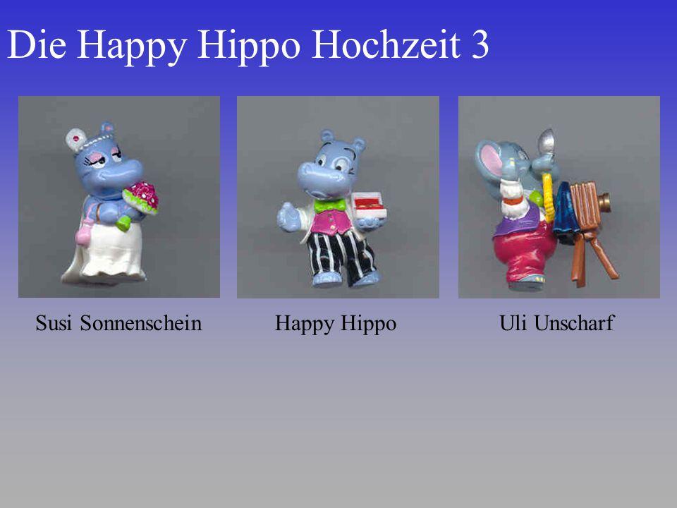 Die Happy Hippo Hochzeit 3 Susi SonnenscheinHappy HippoUli Unscharf