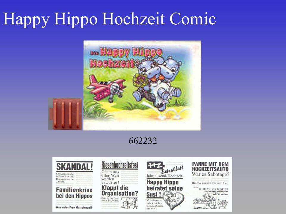 Happy Hippo Hochzeit Comic 662232
