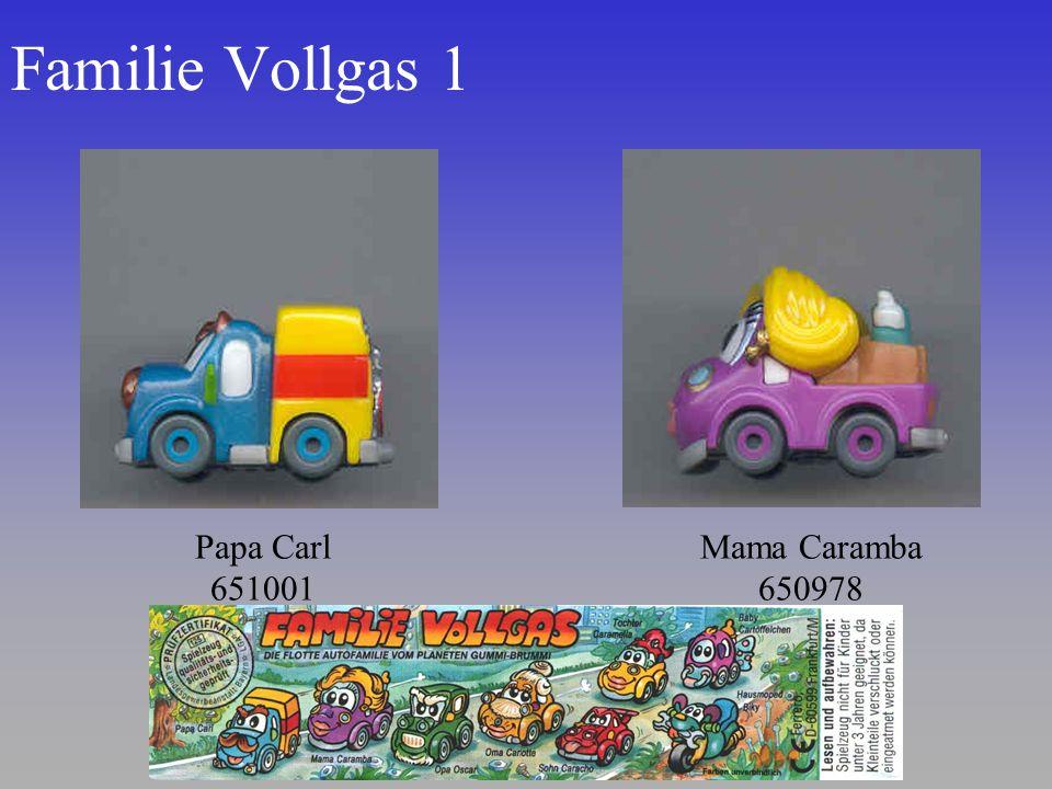 Familie Vollgas 1 Mama Caramba 650978 Papa Carl 651001
