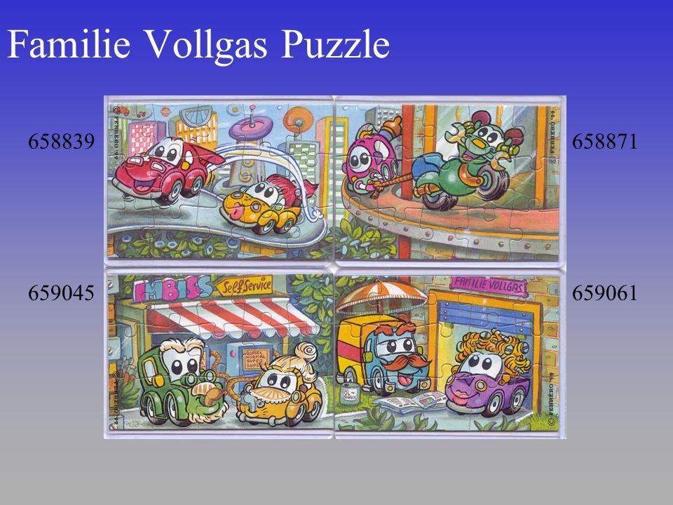 Familie Vollgas Puzzle 658839 659045 658871 659061