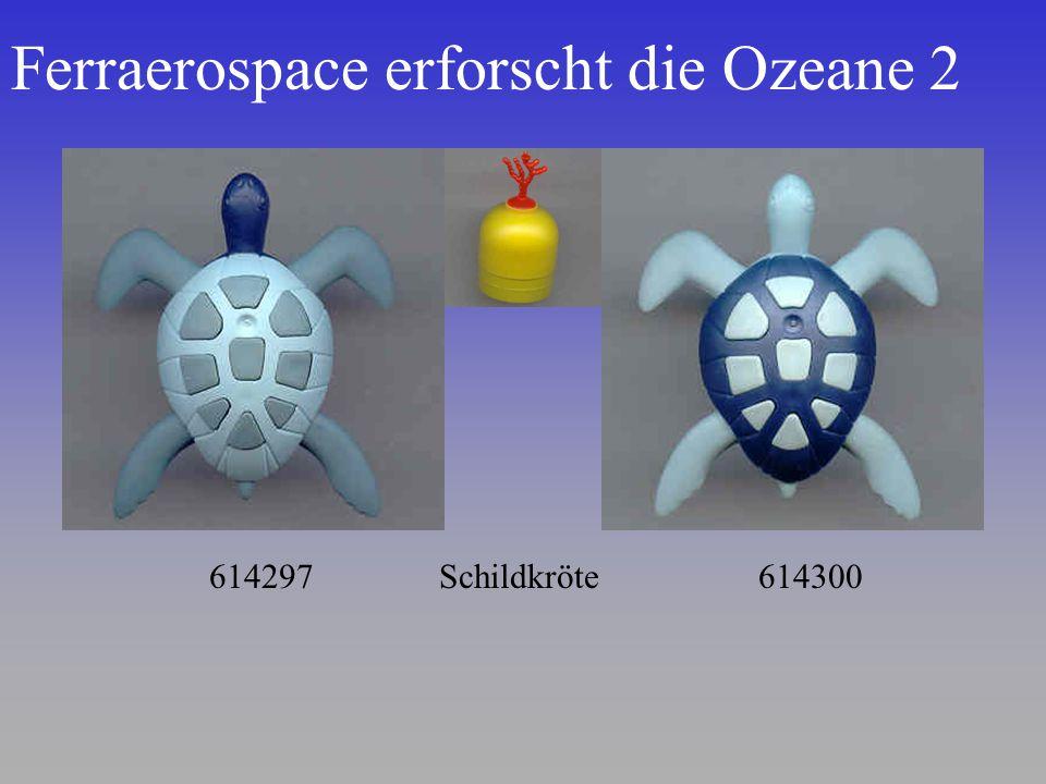Ferraerospace erforscht die Ozeane 2 614297614300Schildkröte