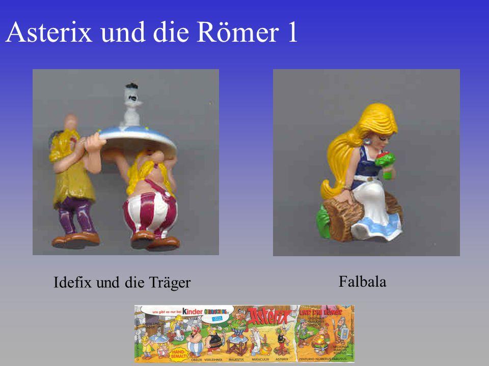 Asterix und die Römer 2 Obelix Verleihnix