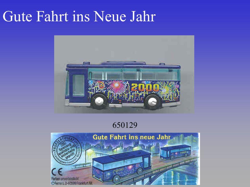 Gute Fahrt ins Neue Jahr 650129