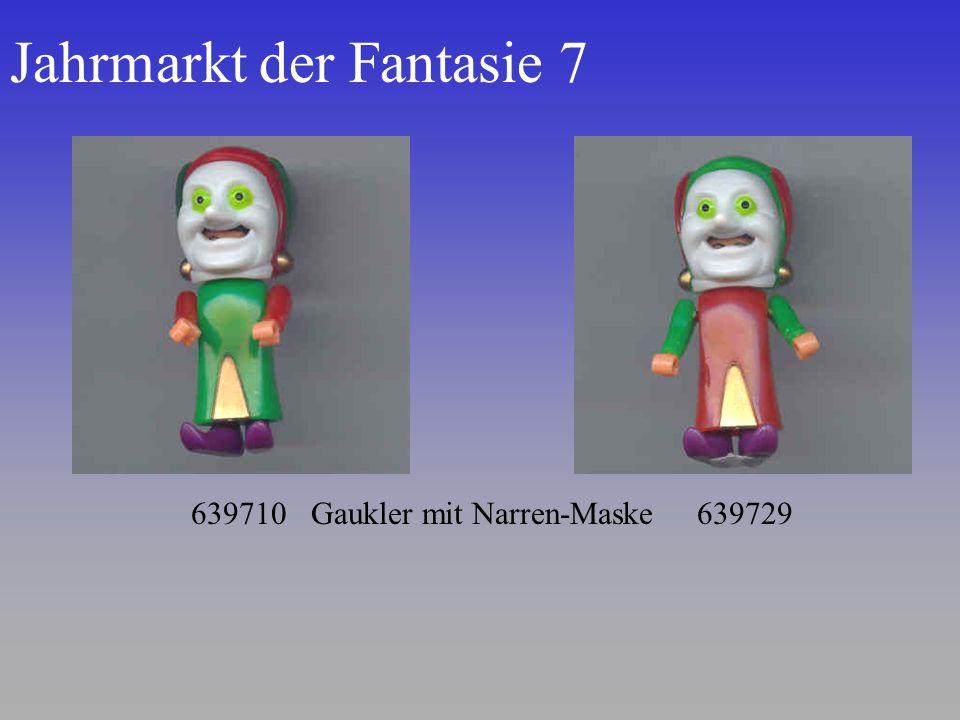 Jahrmarkt der Fantasie 7 639710 Gaukler mit Narren-Maske 639729