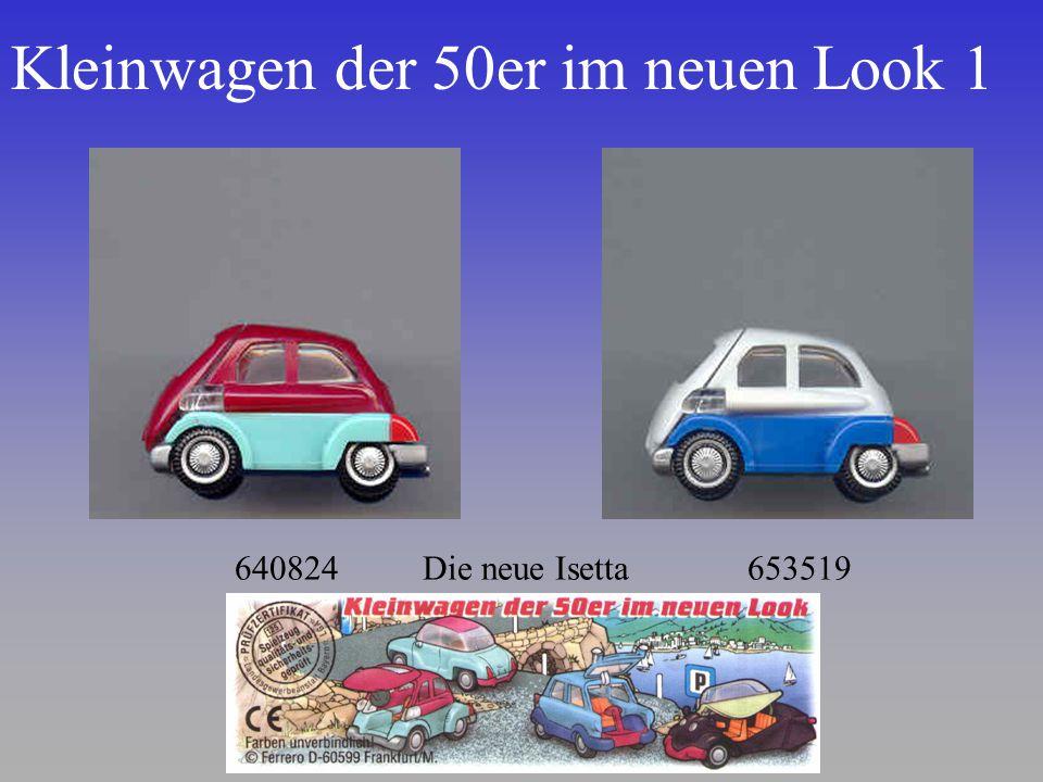 Kleinwagen der 50er im neuen Look 1 653519 640824 Die neue Isetta