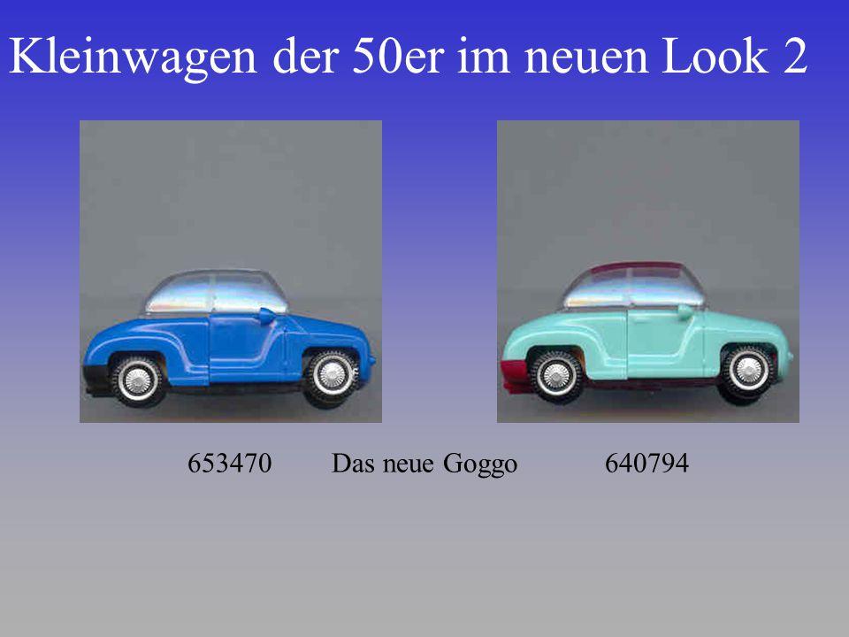 Kleinwagen der 50er im neuen Look 2 640794653470Das neue Goggo