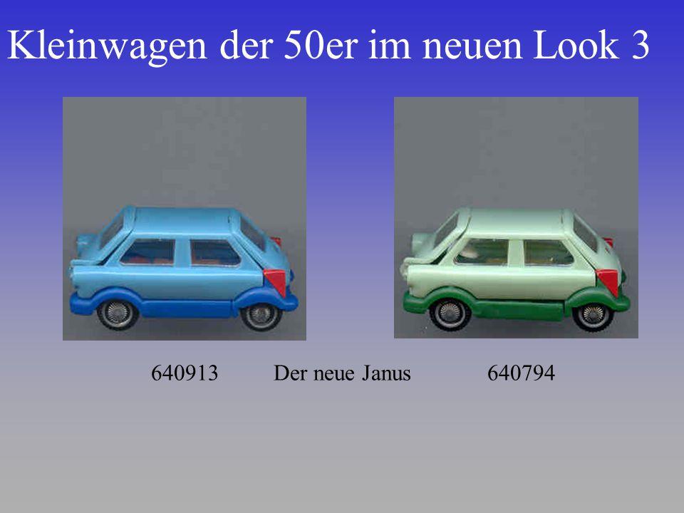 Kleinwagen der 50er im neuen Look 3 640794640913Der neue Janus