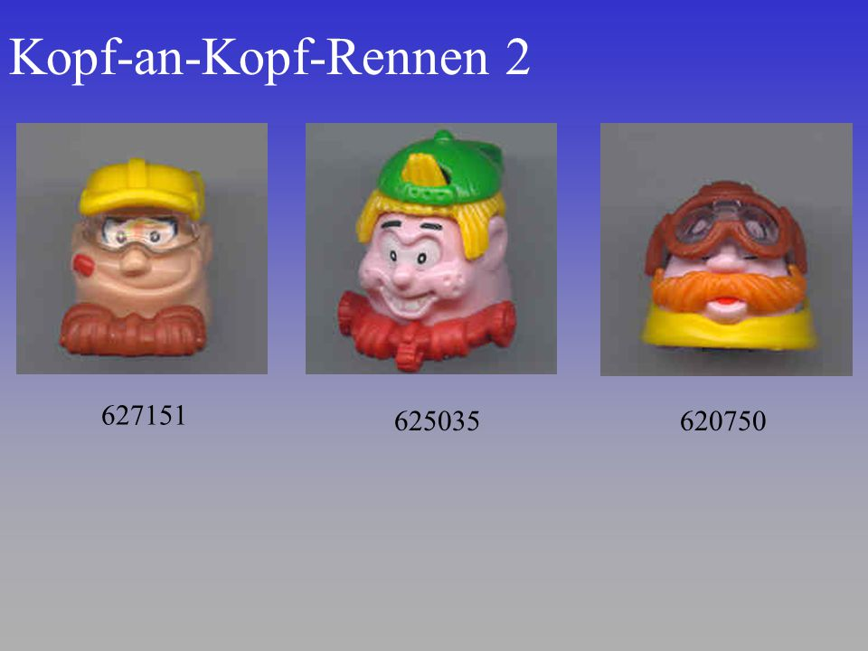 Kopf-an-Kopf-Rennen 2 620750 627151 625035