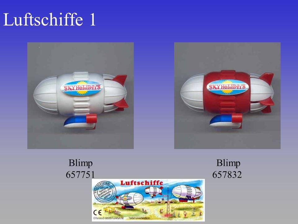 Luftschiffe 1 Blimp 657832 Blimp 657751