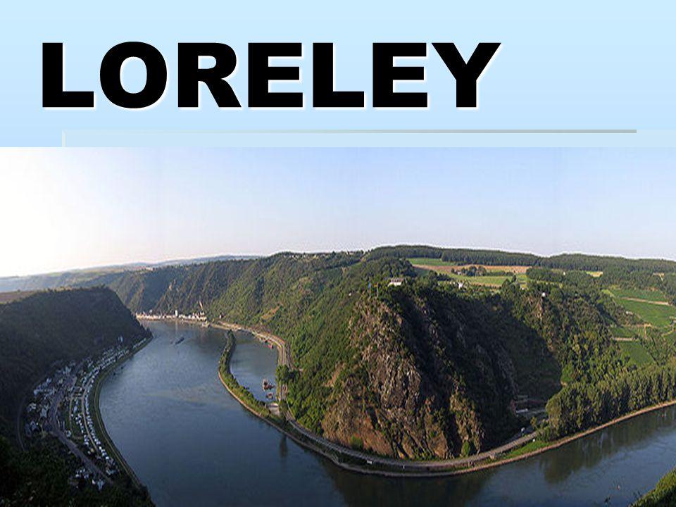  Das malerische Mittelrheintal, für seine Weinberge und Burgen bekannt, ist ein UNESCO-Weltkulturerbe.
