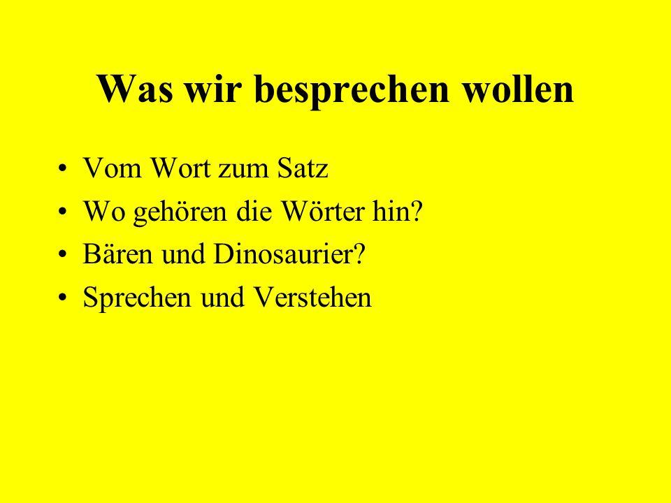 Internationale Frankfurter Sommerkurse 2005 Spracherwerb: Kinder steigen mit schlafwandlerischer Sicherheit in das System der Muttersprache ein Helen