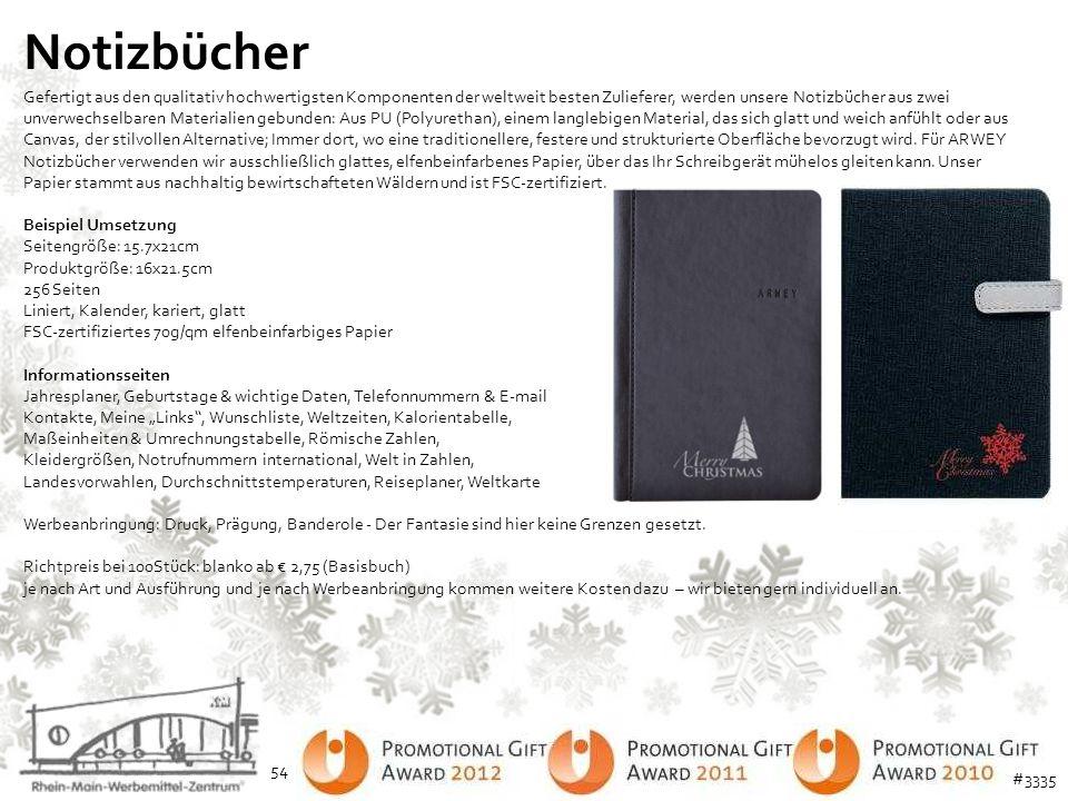 Notizbücher Gefertigt aus den qualitativ hochwertigsten Komponenten der weltweit besten Zulieferer, werden unsere Notizbücher aus zwei unverwechselbar