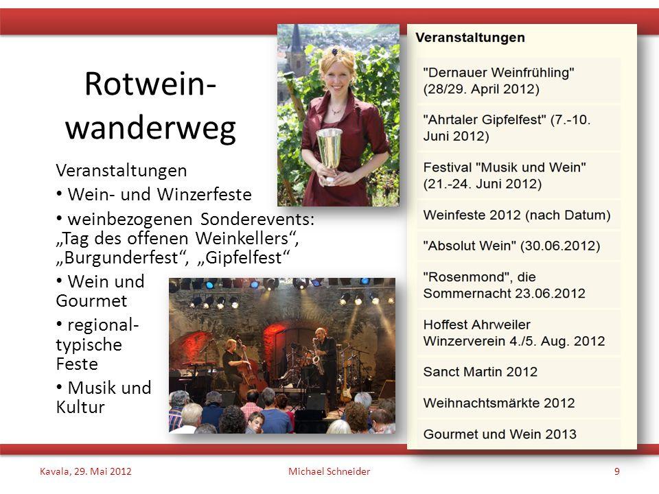 """Rotwein- wanderweg Veranstaltungen Wein- und Winzerfeste weinbezogenen Sonderevents: """"Tag des offenen Weinkellers"""", """"Burgunderfest"""", """"Gipfelfest"""" Wein"""
