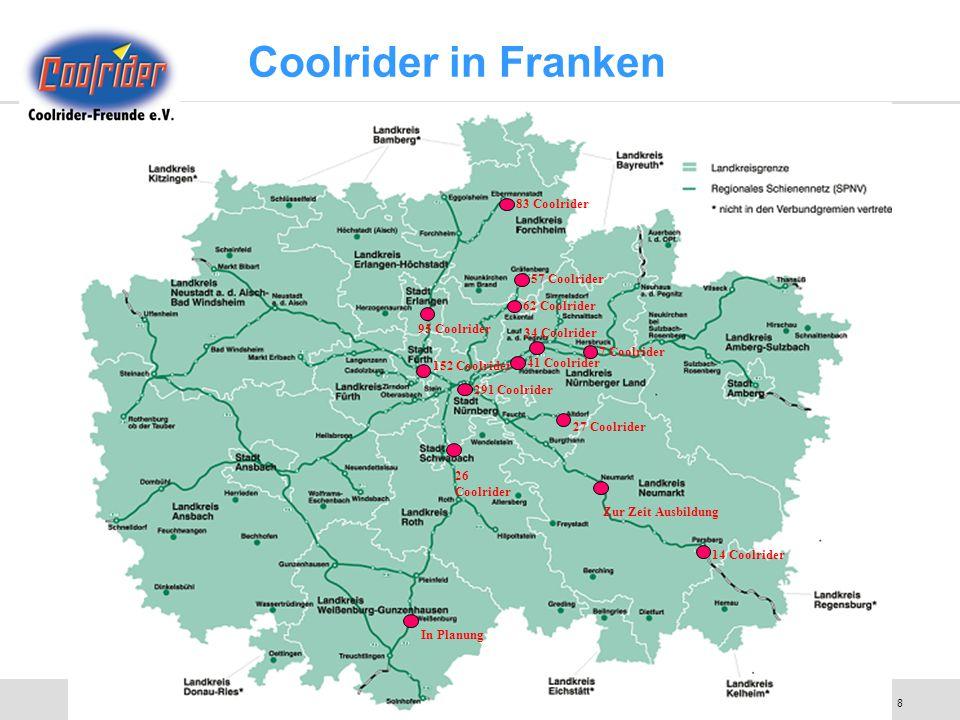 8 Coolrider in Franken 291 Coolrider 83 Coolrider 57 Coolrider 62 Coolrider 152 Coolrider 95 Coolrider 27 Coolrider 41 Coolrider 7 Coolrider 26 Coolri