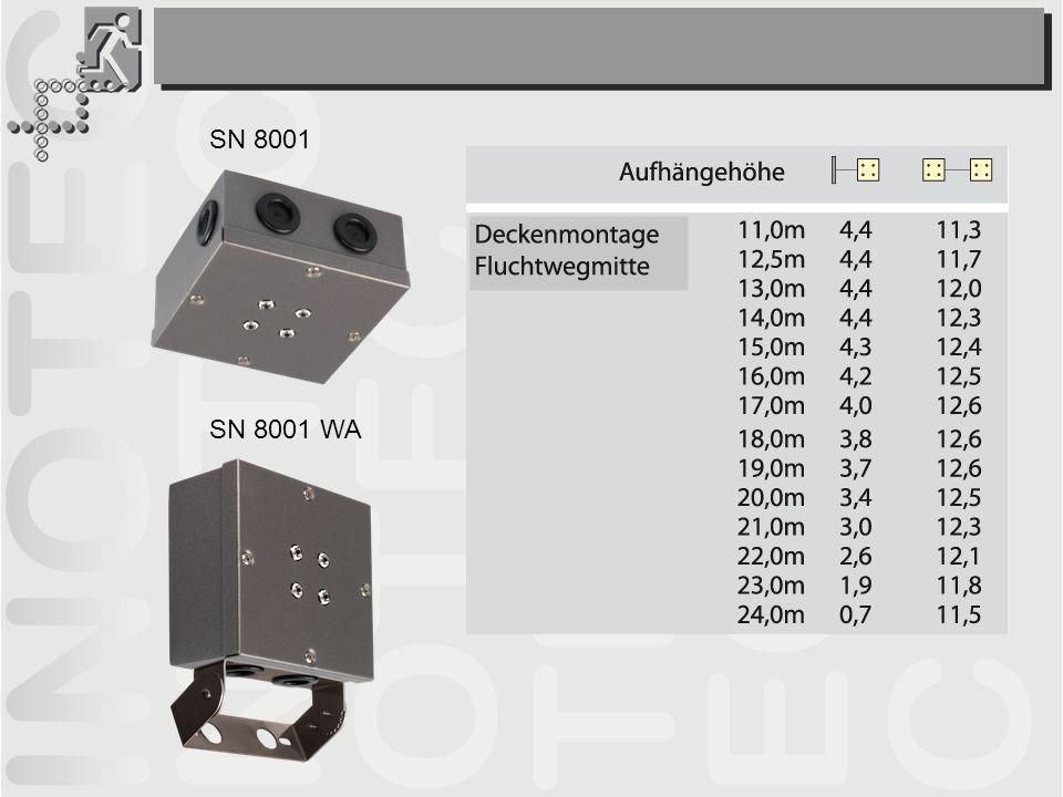 SN 8001 SN 8001 WA