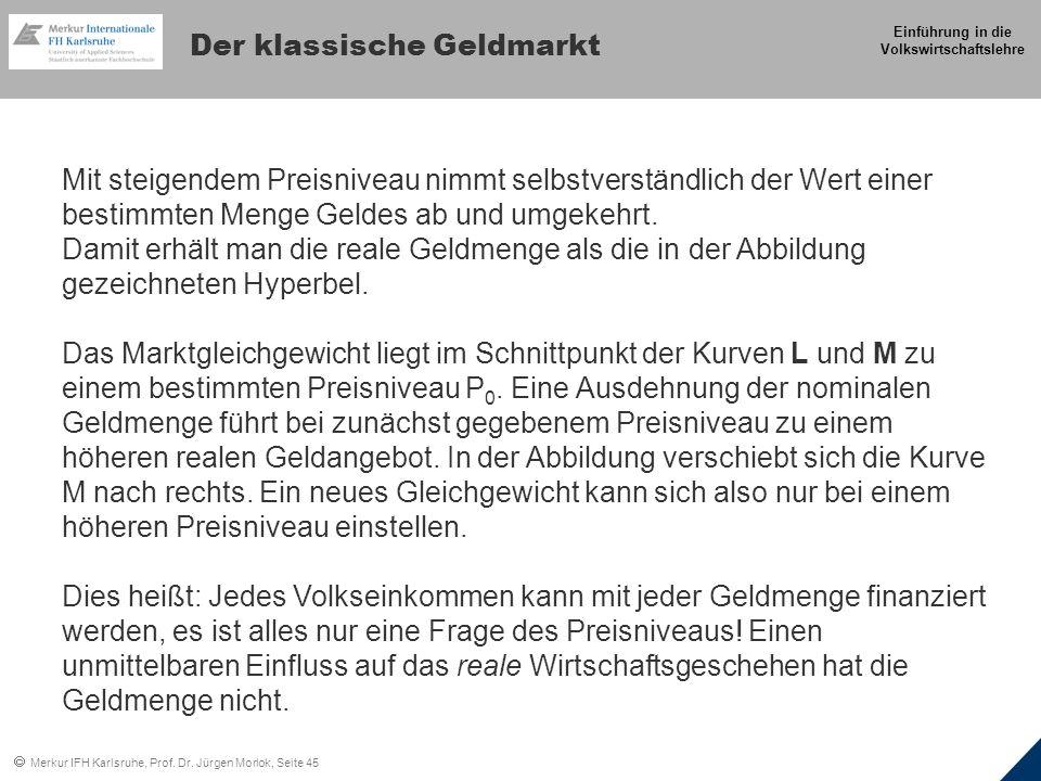  Merkur IFH Karlsruhe, Prof. Dr.