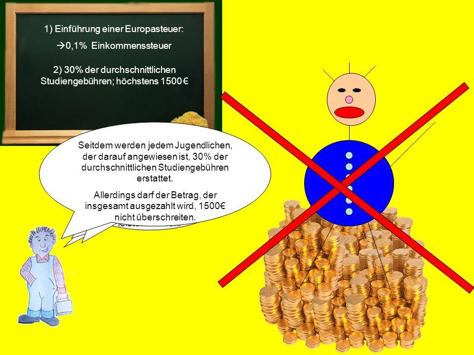 Neues vom europäischen Arbeits-/ Ausbildungs markt Aber jetzt wieder zurück zu unserem EU Bildungsstarterkit … Abgesehen von dem Newsletter befinden s