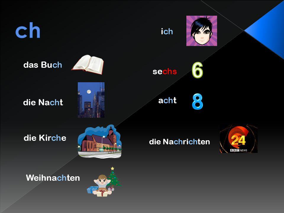 die Nacht das Buch ich die Kirche acht Weihnachten sechs die Nachrichten