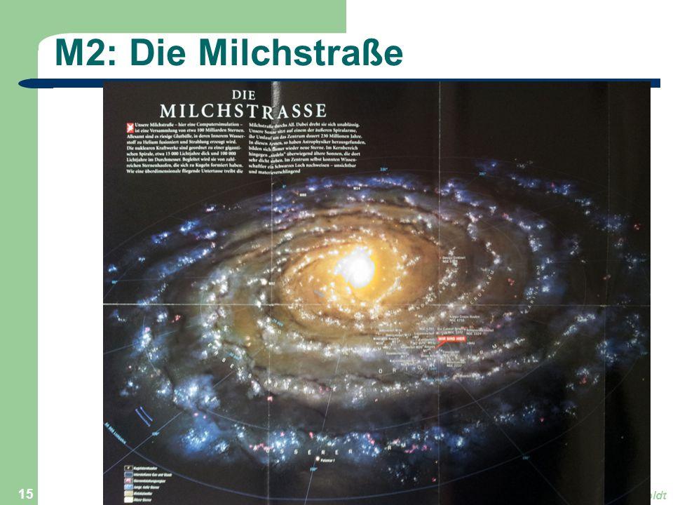 Astronomie, Kl. 9, Version Sj 13/14GZG FN W.Seyboldt 15 M2: Die Milchstraße