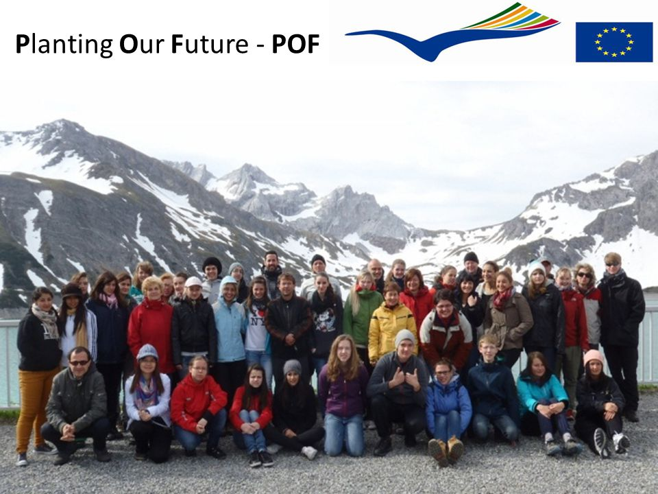 Planting Our Future - POF