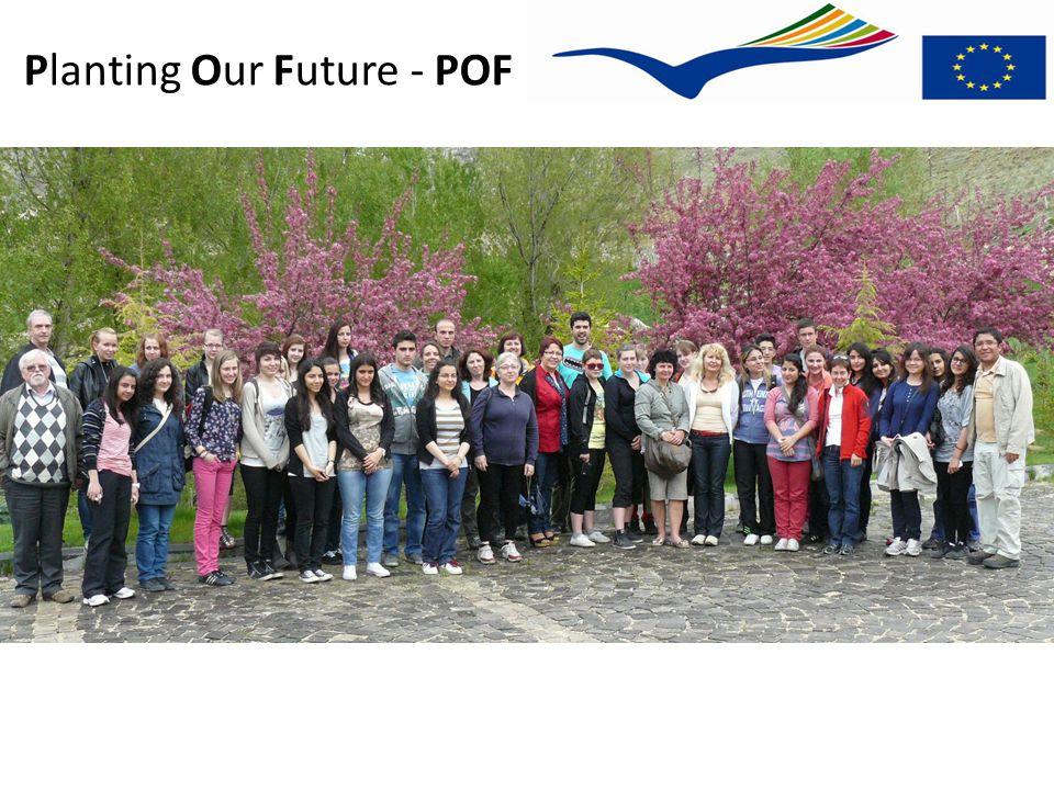 Planting Our Future - POF Thanks! Danke!
