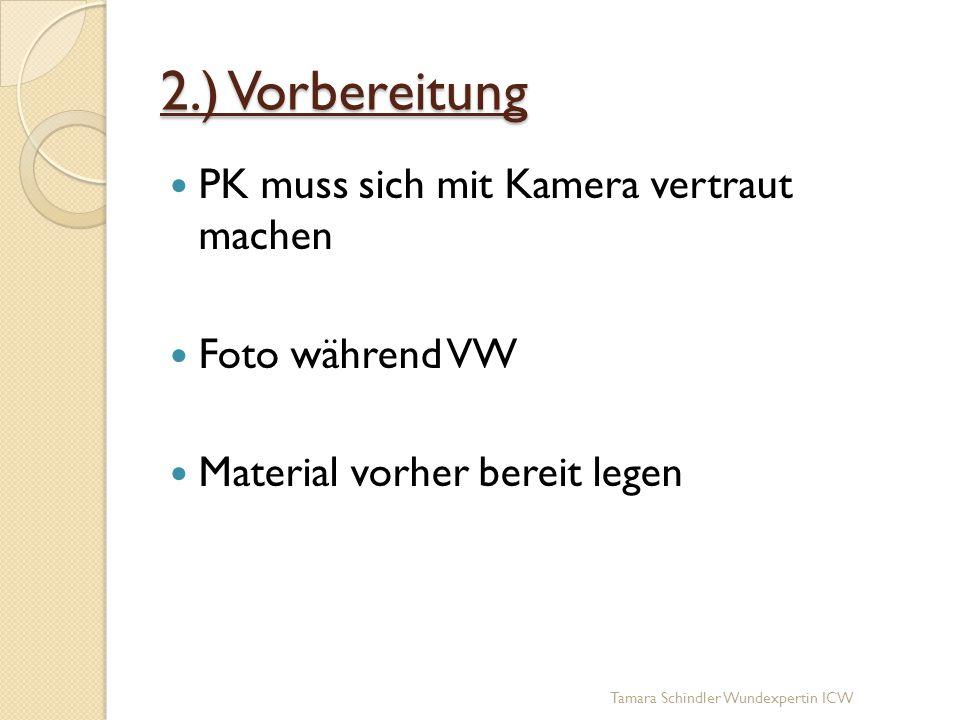 3.)Motivwahl Teilweise Übersichtsaufnahme erforderlich z.B.