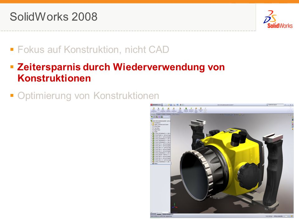 15 © 2006 SolidWorks Corp. Confidential.