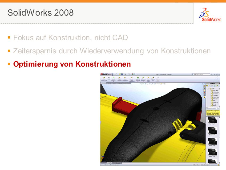 26 © 2006 SolidWorks Corp. Confidential.