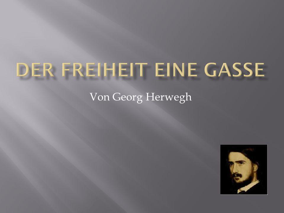 Von Georg Herwegh