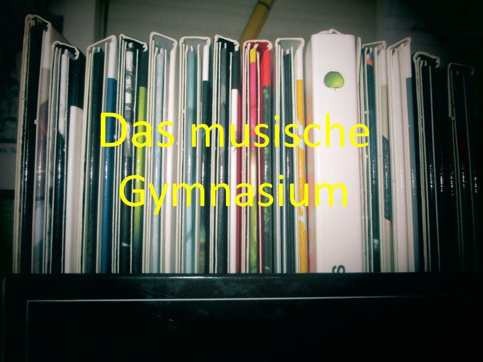 Das musische Gymnasium