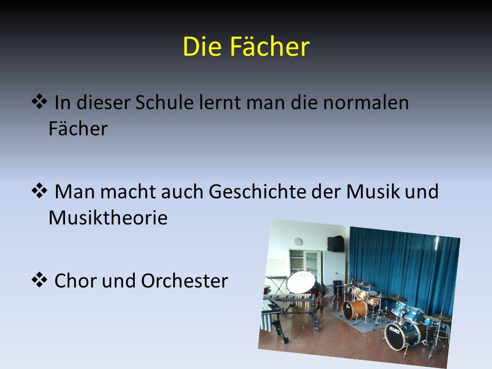 Die Events  Sie organisieren auch Konzerte  Internationale Zusammenarbeit