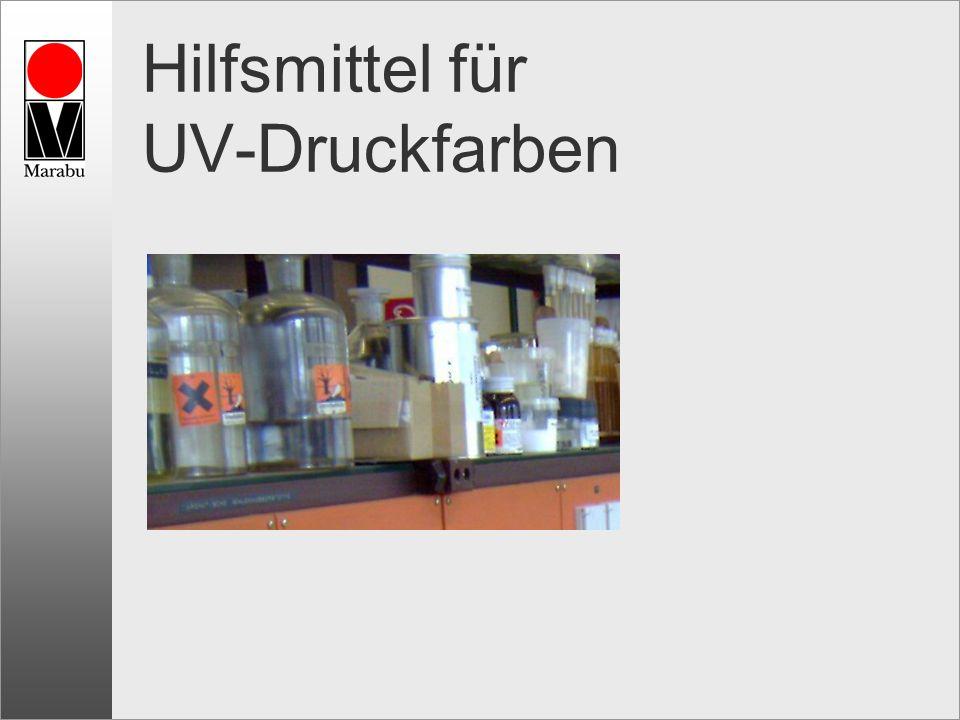 22 Verdicker Flüssiger Verdicker (UV-TA1) für: UVBR UVC UVCD UVFP UVPK 171 UVK+ UVSP UVSW UVRS