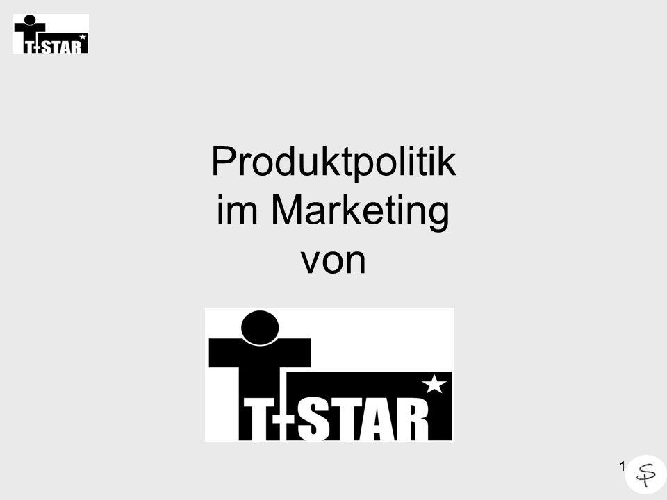 1 Produktpolitik im Marketing von