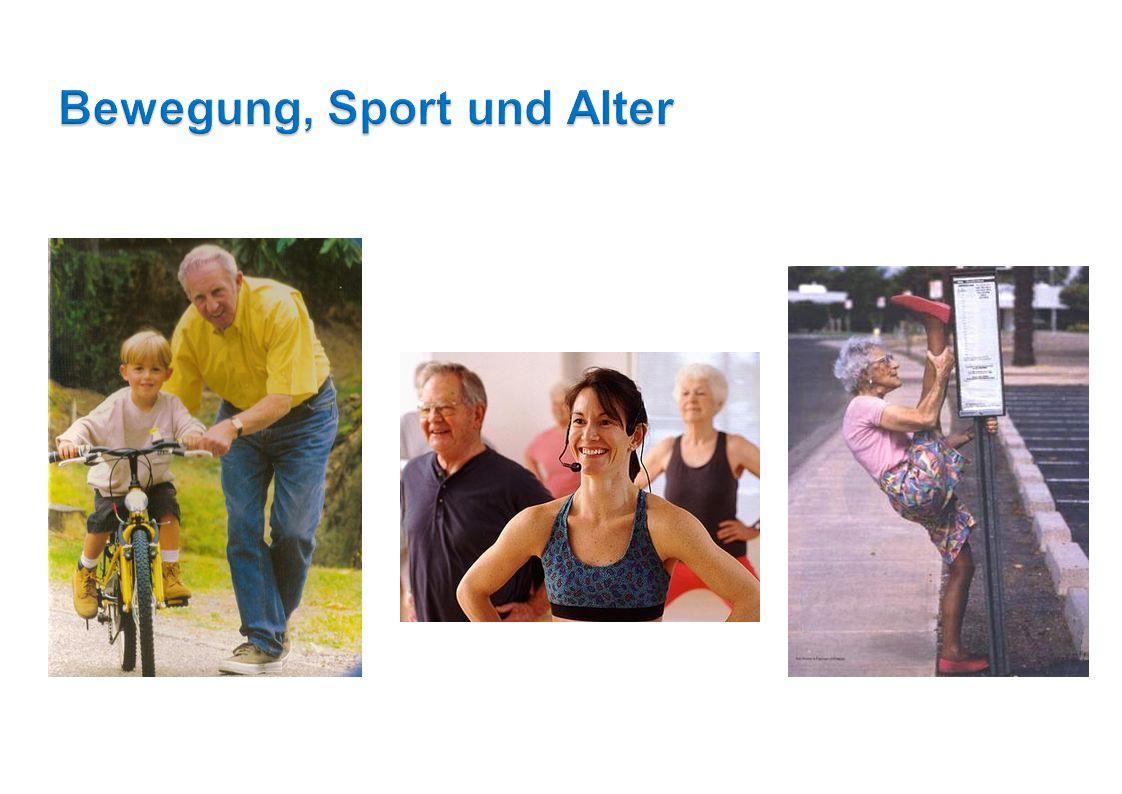 Alter und Fitness